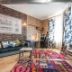 Patchwork carpets: fashion ideas in the interior