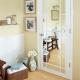 Invändiga dörrar med spegel: stil och funktionalitet
