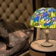 Tiffany лампа за маса