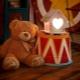 Нощна лампа на батерията