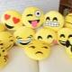 Coussins Emoticon