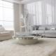 Fluffiga mattor: komfort och mjukhet i inredningen