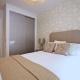 छोटे बेडरूम अलमारियाँ