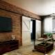आधुनिक लॉफ्ट शैली के दरवाजे