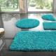Special mini bath mats