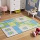 Välja en matta för barn