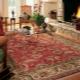 Välja en persisk matta