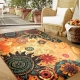 Jacquard Carpets: Composition and Features