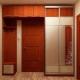 Antresoli in the corridor: options in the interior