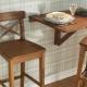 Tabourets de bar d'Ikea: une variété de choix