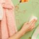Än du kan skrubba från tapets spår av handtaget: effektiva sätt