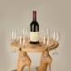 Pieds de table en bois: idées mode