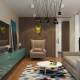 Design one-bedroom apartment of 50 square meters. m: examples of interiors