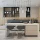 Design appartement d'une chambre de 70 mètres carrés. m