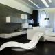 Appartement design d'une pièce de 30 mètres carrés. m: exemples de design