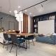 Design one-room apartment of 42 square meters. m