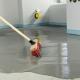 För vilka lokaler är det lämpligt cementbaserat självnivellerande golv