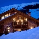 Chalet-style house: features of alpine architecture