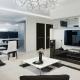 Ideeën voor het plannen van een appartement met 3 kamers