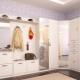 Perabot modular untuk lorong-lorong