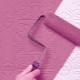 Är det möjligt att måla tapeten och hur man gör det?