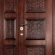 MDF door covers: design features