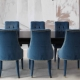 Funktioner av valet av stolar i lägenheten