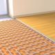 Laminatunderlag för golvvärme: typer och funktioner
