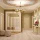 Couloirs de style classique: rigueur et retenue