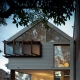 Projekt av ett hus med en storlek på 8x10 m: framgångsrika varianter av rumsplaneringen