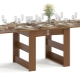Tables pliantes: avantages et inconvénients