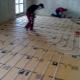 Reparera det varma golvet gör det själv