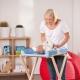 Сгъваема маса за смяна - удобна опция за детската стая
