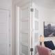 Fällbara innerdörrar - En kompakt lösning i inredningen