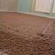 Screedgolv med expanderad lera: fördelarna och nackdelarna