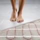 Devi varmt golv: fördelar och nackdelar