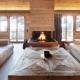 Alternativ för design av trähus gjorda av stockar