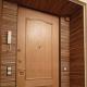 Variants of door design using laminate