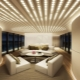 Types and features of interior lighting