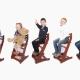 Alla subtiliteter av valet av stolar