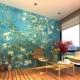 Välja en tapet i stil med målningar av Van Gogh
