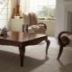Soffbord i klassisk inredningstil