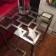Kaffebord i loftstil - ett originalval för inredningen