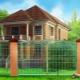 3D-staket: fördelar och installation