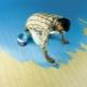 Akryl golvfärg: de finesser som valts