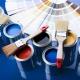 Akrylfärg på metall: Egenskaper av val