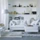 White living room: beautiful interior design ideas