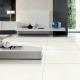Vita golvplattor: vackra lösningar för ditt interiör