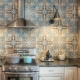 Cement tile: features and application in the interior