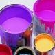 Vad är skillnaden mellan latex och akrylfärger?